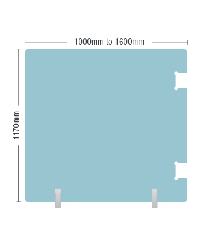 12MM POOL HINGE PANEL